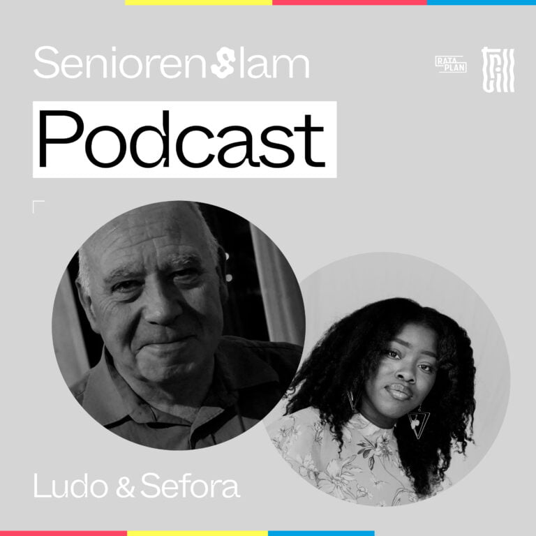 Seniorenslam Podcast Afl. 4: Sefora en Ludo